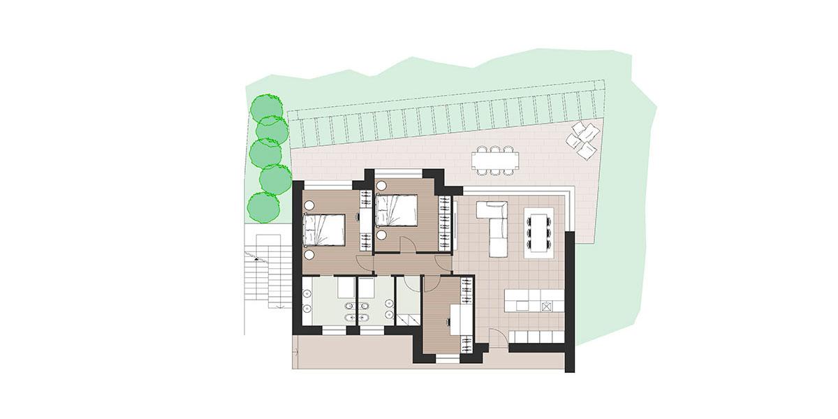 Anfiteatro, La Bohème | GFA Immobiliare
