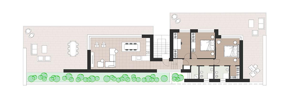 Anfiteatro, Nabucco | GFA Immobiliare